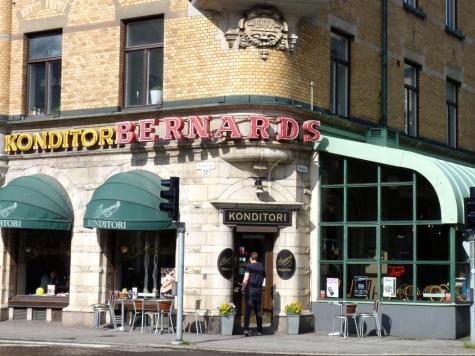 Bernards Café och Bageri