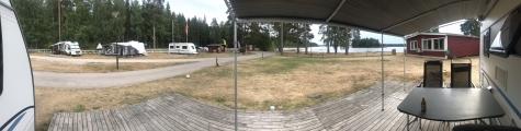 Caravan Club , Camp Välorna