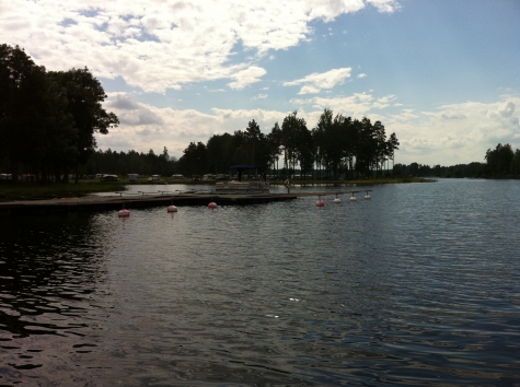 Berkinge Bad och Fiske camping