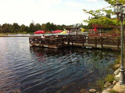 Campingkartanse Berkinge Bad Och Fiske Camping