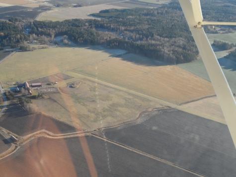 Härkeberga flygfält