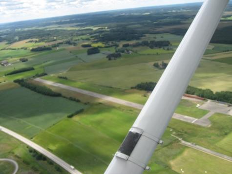 Vårgårda flygplats