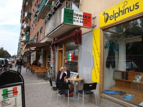 Italienska Deli, Café & Catering