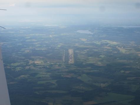 Uråsa flygfält