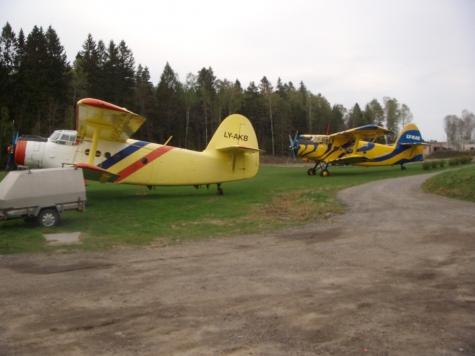 Kattleberg Airport