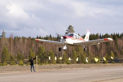 Norberg flygfält