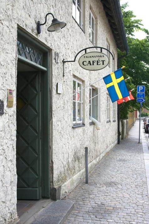 Falkmanska Kaféet