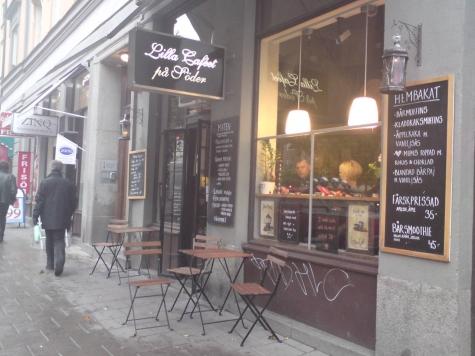 Lilla Caféet på Söder