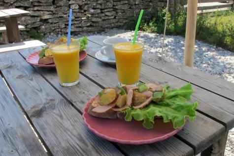 Rute Stenugnsbageri och Café