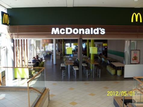 mcdonalds borlänge