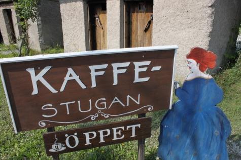 Kaffestugan - Bungemuseet