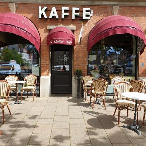 Cafe Madrix Choklad Te och Kaffebod