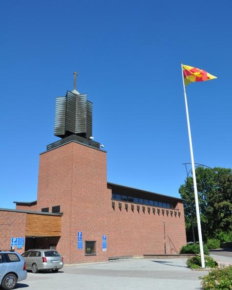 Vilunda kyrka
