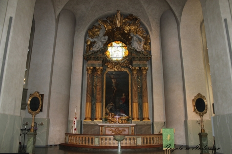 Hedvig Eleonora kyrka