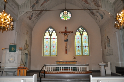 Duvbo kyrka