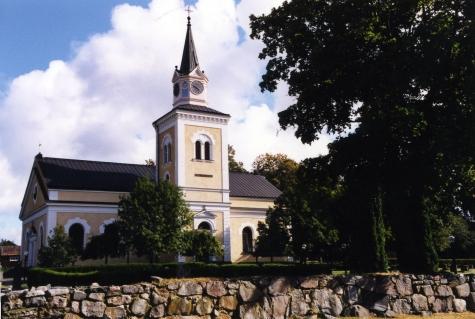 Väddö kyrka