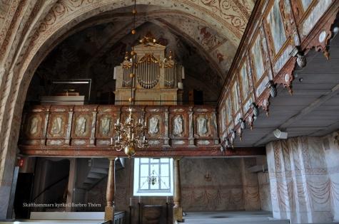 Skäfthammars kyrka