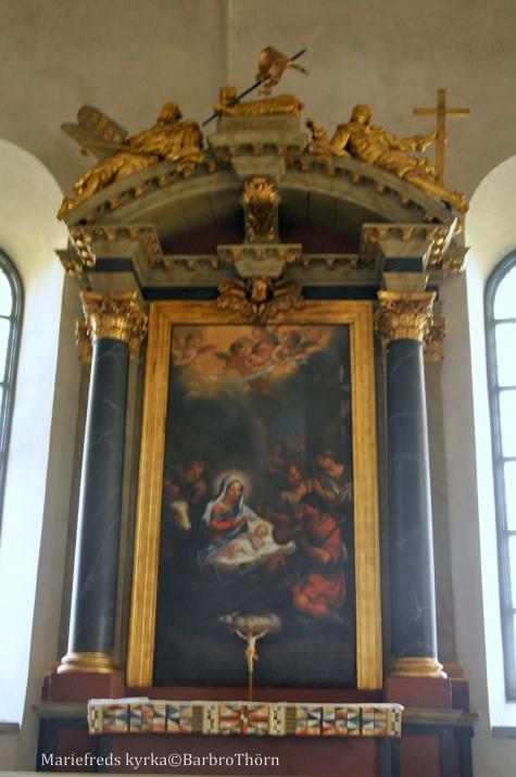 Mariefreds kyrka