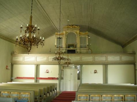 Blåviks kyrka