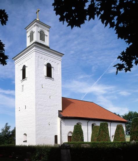 Älvestads kyrka