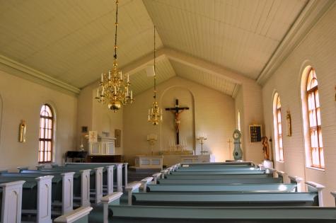 Bosebo kyrka