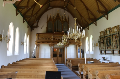 Sandviks kyrka