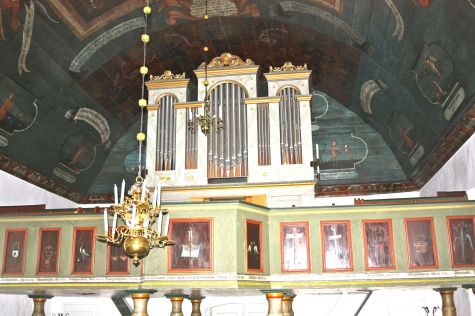 Gryteryds kyrka