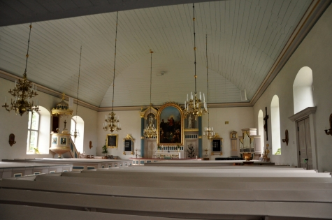 Stenbrohults kyrka