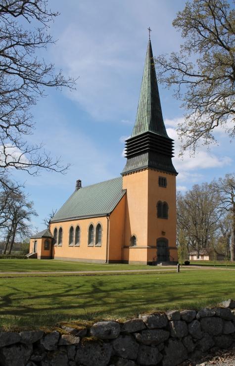 Jäts kyrka