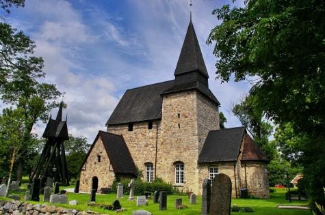 Hossmo kyrka