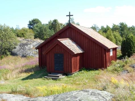 Väderskärs kapell