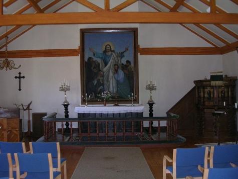 Tjurkö kyrka