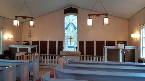 Skånes Värsjö kapell