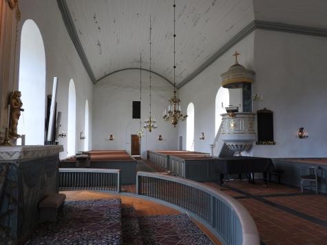 Västra Karups kyrka