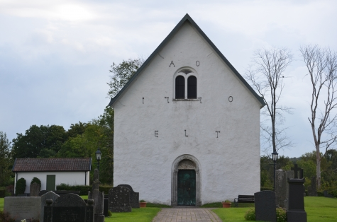 Linderöds kyrka