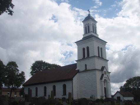 Gällareds kyrka