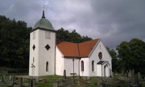 Spekeröds kyrka
