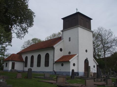 Klövedals kyrka