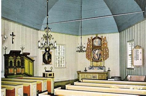 Ica Allhelgonakyrkan