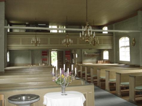 Råggärds kyrka