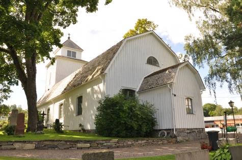 Billingsfors kyrka