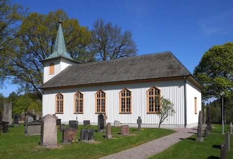 Tisselskogs kyrka