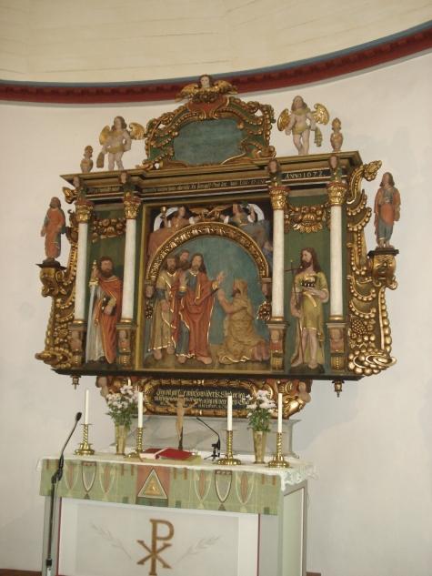 Grinneröds kyrka