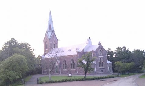 Bokenäs nya kyrka
