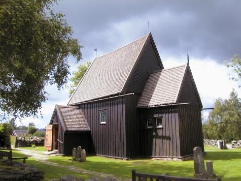 Hedareds stavkyrka
