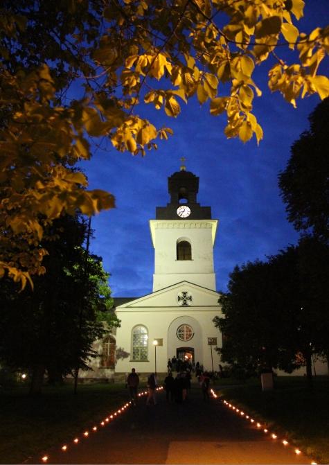 Åmåls kyrka