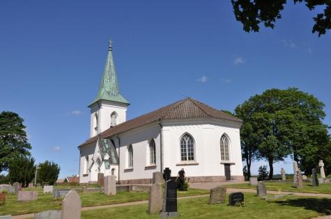 Sjogerstads kyrka