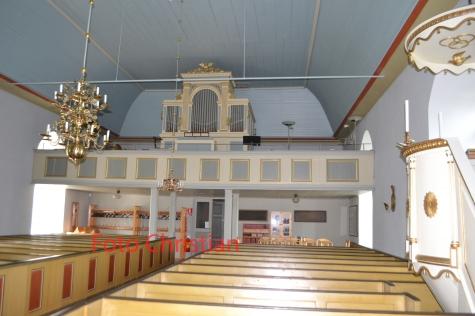 Fridene kyrka