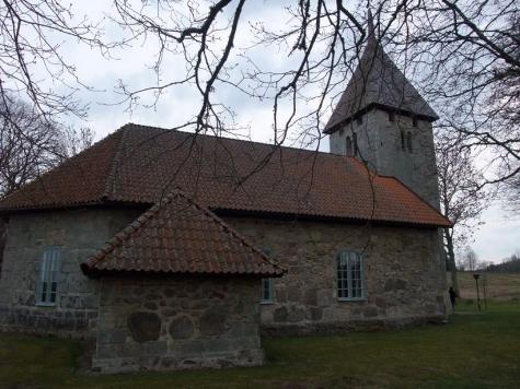 Härja kyrka