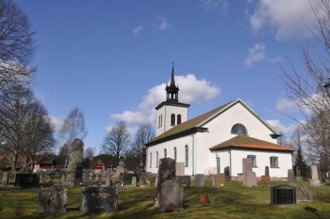 Fröjereds kyrka